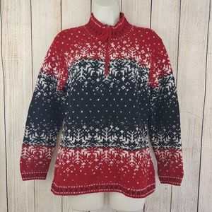 Ralph Lauren fair isle sweater